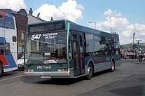 N330EUG ABC(Garnett),Southport Optare Demonstrator