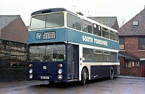 DWX395T South Yorkshire,Pontefract