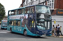 AY04MAX (YJ59BTY) Arriva Yorkshire