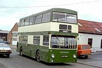 JGU252K Bedlington & District London Transport