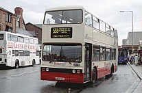 A879SUL MTL Merseybus London Transport