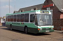 J313BVO Norfolk Green,Kings Lynn Trent Barton