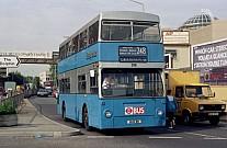 GHV8N EnsignBus London Transport