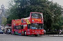 T503SSG Citysightseeing,Edinburgh Lothian RT