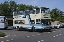 KJD268P Whippet,Fenstanton London Transport