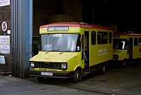 D120NON Ribble MS Manchester Minibuses