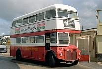 735DYE Blackpool CT London Transport