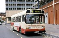 AKY612T Birmingham Coach Company MTL Manchester East Midland