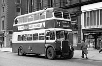 GYE56 Rebody Belfast CT London Transport