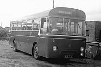 BJX133C Bedlington & District West Riding YWD Hebble MS