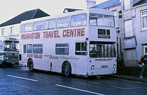 GHV52N D Coaches,Morriston London Transport