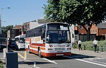 K803FWE PC Coaches,Lincoln Yorkshire Traction