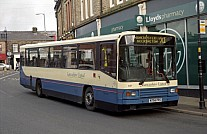 M794PRS Blazefield Lancashire United Stagecoach Ribble