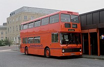 A753NNA First Manchester GM Buses GMPTE
