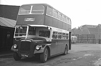 702PRA Blue Bus,Willington