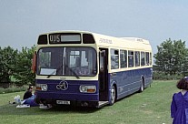 NPD139L Avon Buses,Prenton Mercer,Longridge Hastings & District  London Country