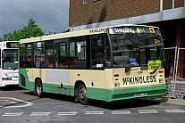H880LOX McKindless,Wishaw London Buses