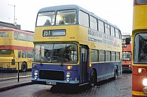 GRF709V Pennine Blue Potteries MT PMT
