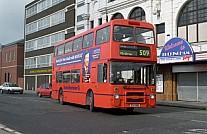 B141WNB First Manchester GM Buses GMPTE