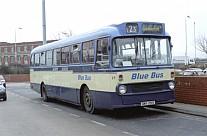 GMS291S BlueBus,Bolton OK,Bishop Auckland Kelvin Scottish Alexander Midland