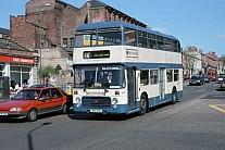 NFB117R Nottingham Omnibus Bristol OC