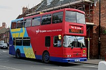 N607JNO (96-D-289) Brylaine,Boston Dublin Bus