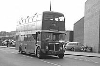 350HWE Yorkshire Woollen District Hebble MS Sheffield Railway