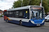 AJ58PZX Stagecoach Cambus