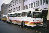 LTE494P Hylton Castle,Sunderland Darlington Busways GMPTE Lancashire United