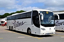 AS04NSS (YN14PMV) Astons,Earls Coombe Harry Shaw,Coventry