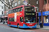 LK55KJZ London Metroline