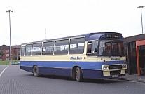 PRA115R Blue Bus,Bolton South Lancs.Travel Lancaster CT Trent