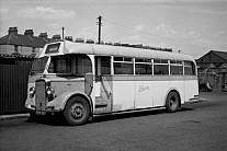 FRW587 Leon,Finningley Kitchen,Pudsey Daimler Demonstrator
