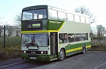 G281UMJ Blackburn Transport London Country