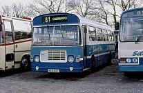MCA615P Silver Star(Thomas),Upper Llandwrog Crosville MS