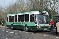 J315BVO Norfolk Green,Kings Lynn Trent Barton