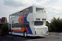 JDB114N Stagecoach Ribble East Midland - Frontrunner(SE) GM Buses GMPTE