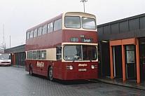 A135HLV Merseybus Merseyside PTE