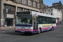 P832YUM First Scotland First West Yorkshire