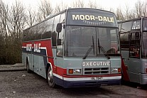 GIL7547 (D270HFX) Moordale Curtis Group,Newcastle Excelsior,Bournemouth