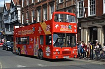 G336CSG Citysightseeing,York Lothian RT