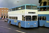 UBX48 Derby Transport City of Oxford MS South Wales SWT James Ammanford