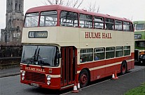 RMA432V Hulme Hall,Cheadle Hulme Crosville MS