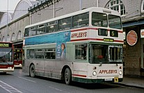 ANA613Y Appleby,Conisholme Stagecoach Manchester GM Buses GMPTE