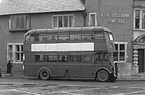 GLX905 Browns Blue Markfield London Transport