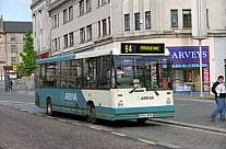 H242MUK Arriva Scotland West Luton & District