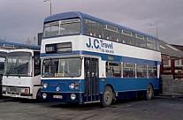 SDA638S JC Travel,Widnes West Midlands PTE