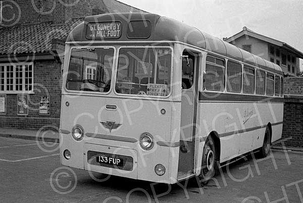 133FUP Reliance Great Gonerby General,Chester-le-Street