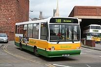 L86CNY RoadCar Yorkshire Traction Comlaw Bebb Llantwit Fardre