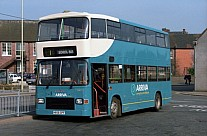 H658GPF Arriva North Midlands London & Country